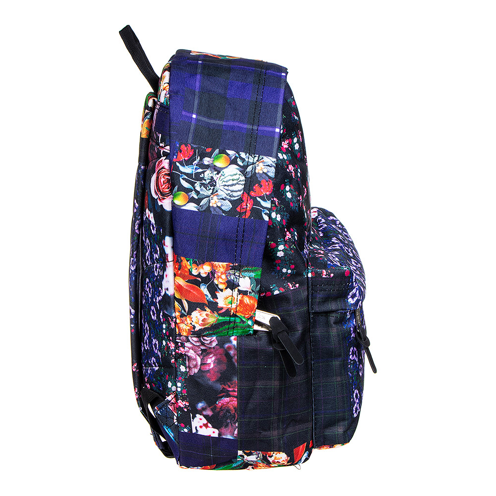 Hype Floral Patches Backpack (Multicoloured)