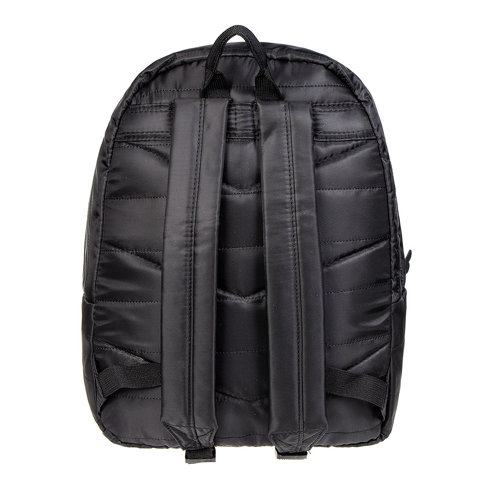 Hype Roadman Puffer Backpack (Black)