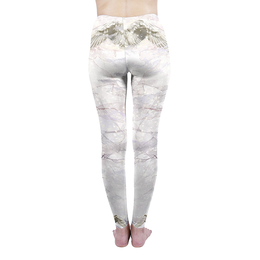 KukuBird Angelic Leggings (Violett)