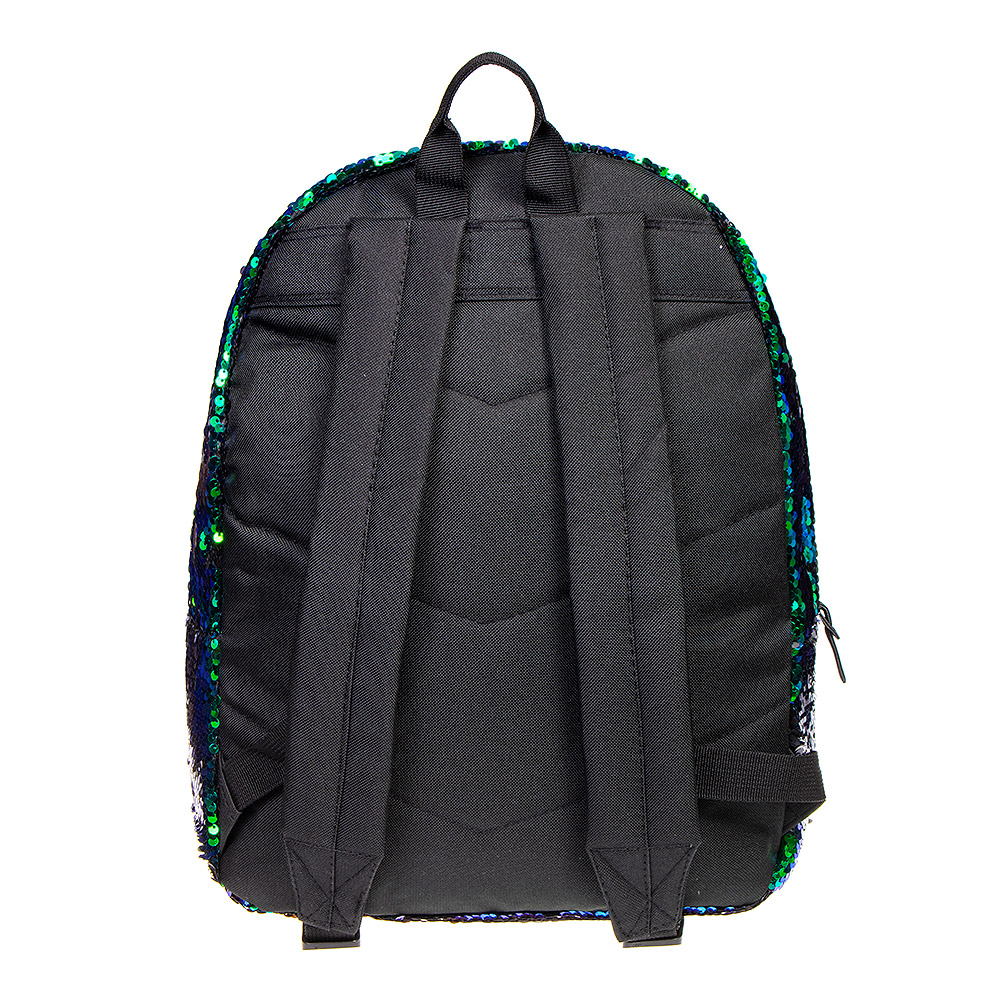 Hype Mermaid Reversible Sequin Backpack (Multicoloured)