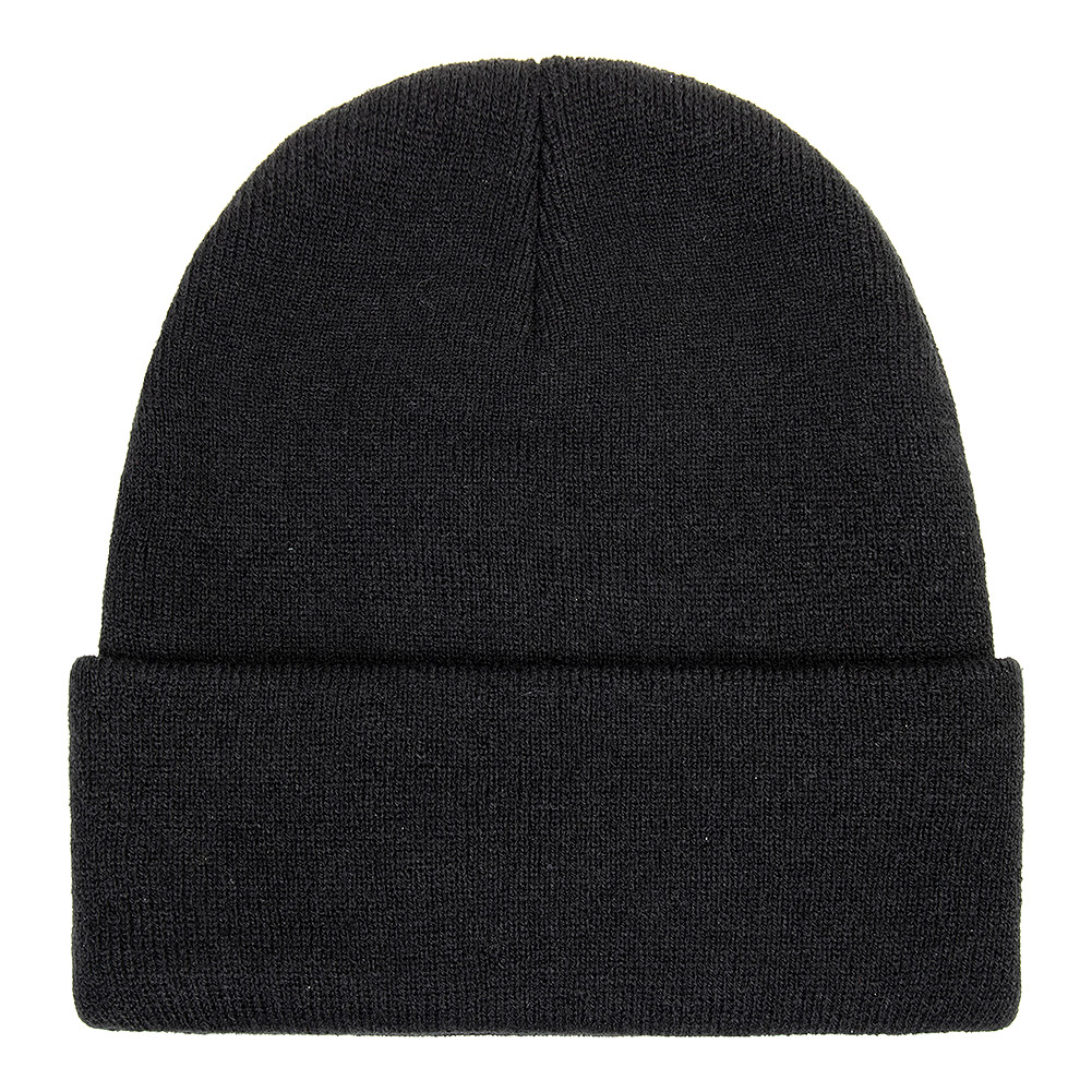 Blue Banana Queen Of Everything Beanie Hat (Black)