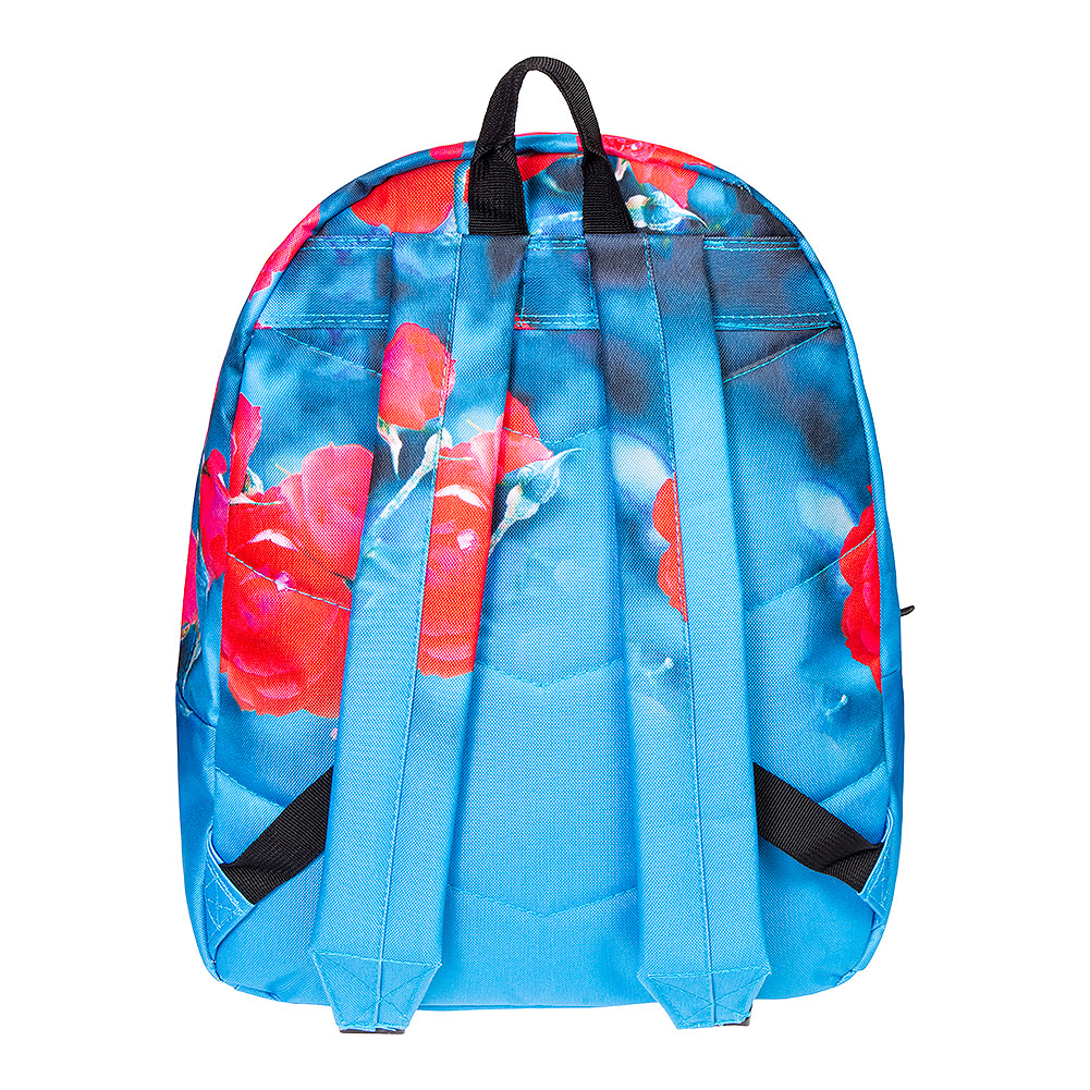 Hype Rose Sea Backpack (Blue/Red)
