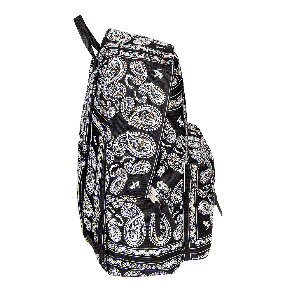 Hype Bandana Paisley Backpack (Black)