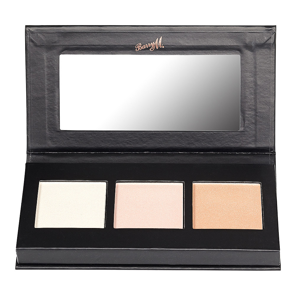 Barry M Illuminating Highlighter Palette (Metallic)