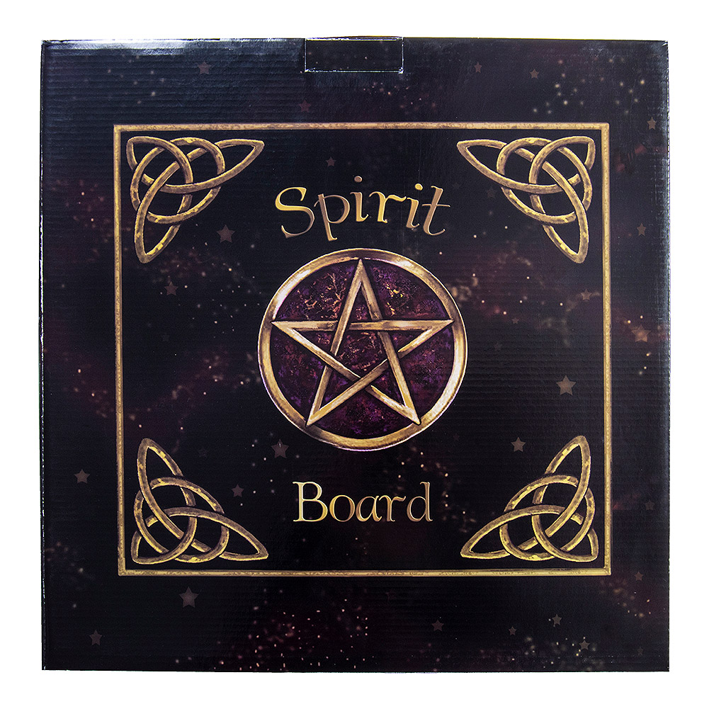 Nemesis Now Pentagram Spirit Board (Brown)
