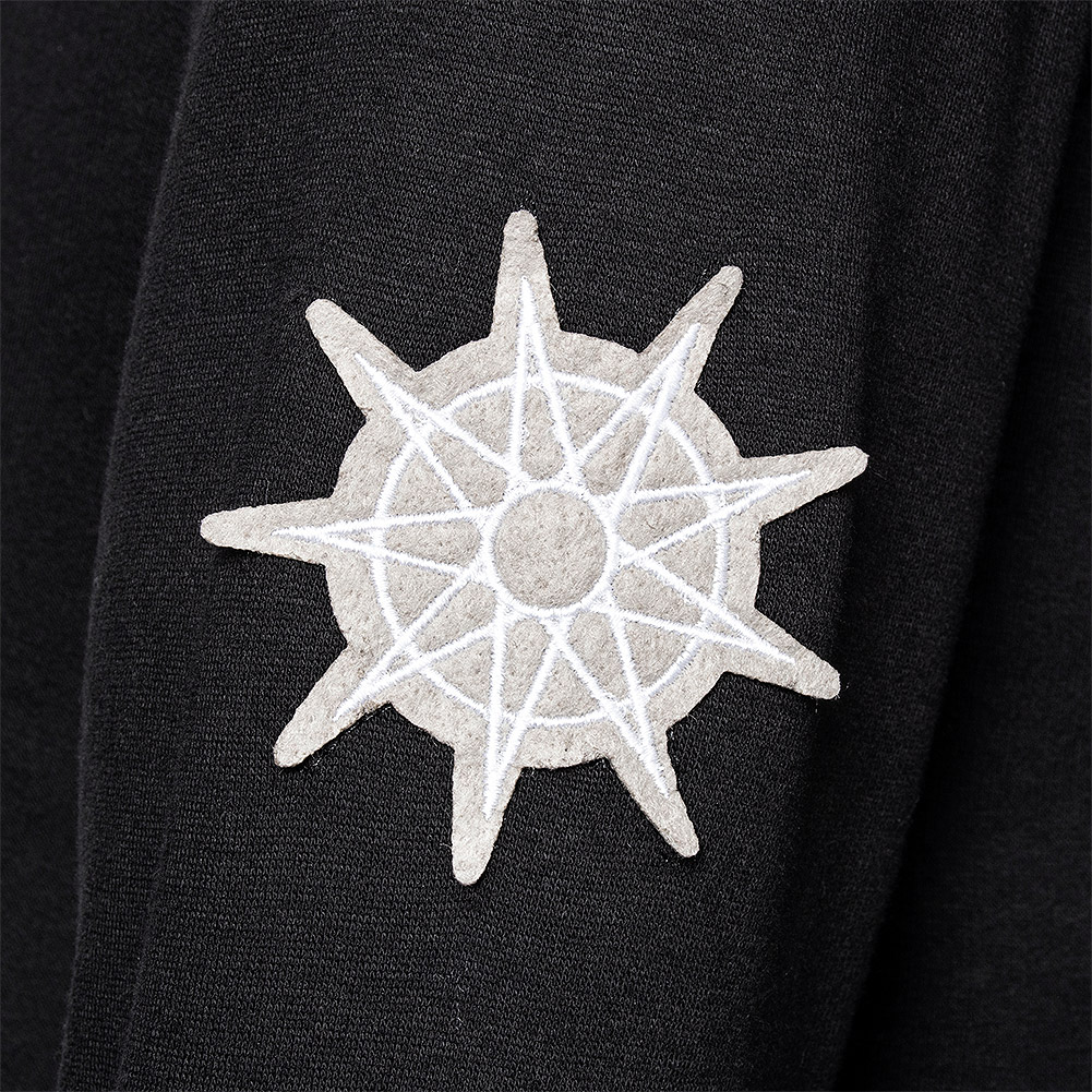Official Slipknot Logo & Star Hoodie (Black)