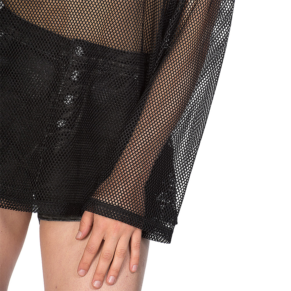 Banned Temptress Top (Black)