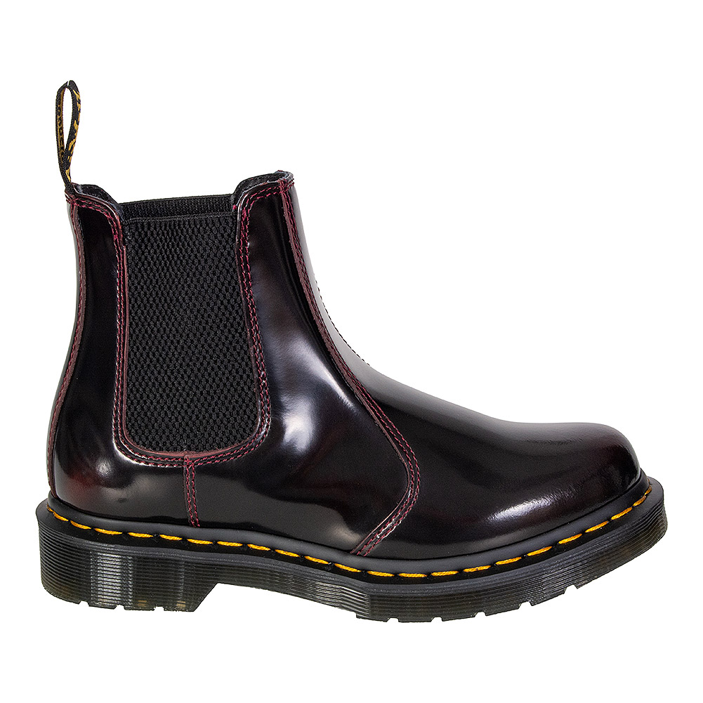 Dr Martens 2976 Arcadia Chelsea Boots (Cherry Red)