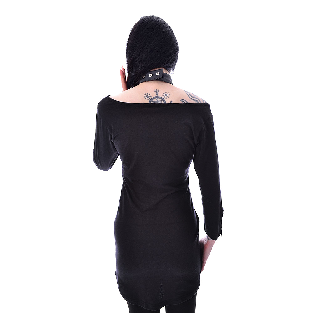 Heartless Witchcraft Top (Black)
