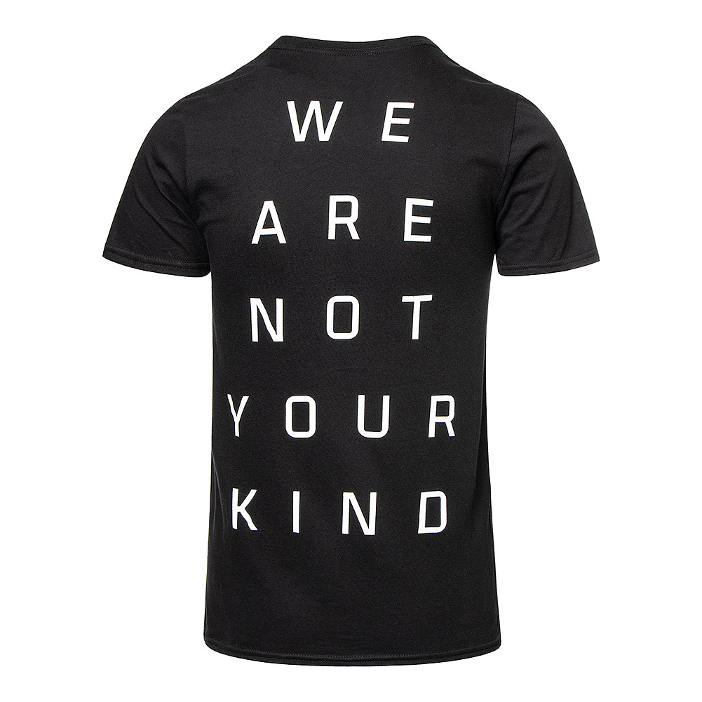 Official Slipknot We Are Not Your Kind Album T Shirt (Black)