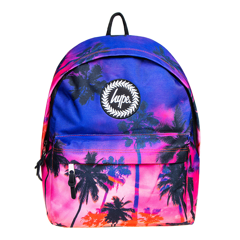 Hype Palm Backpack (Multicoloured)