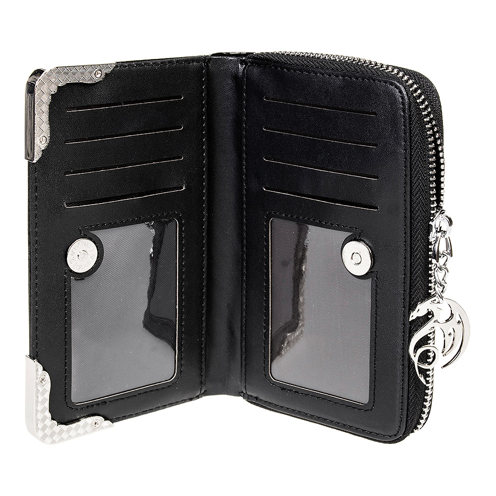 Anne Stokes Forever Yours 3D Purse (Black)