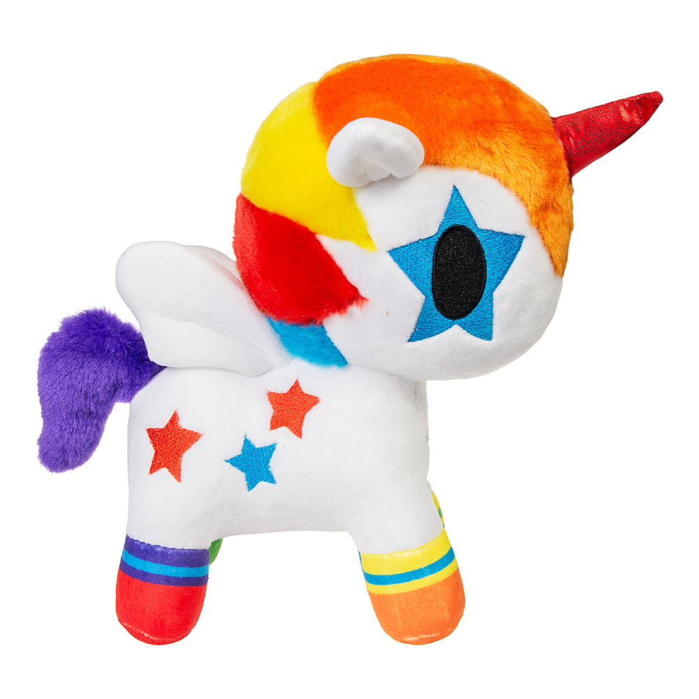 Tokidoki Bowie Unicorno 10in Plush (Multicoloured)