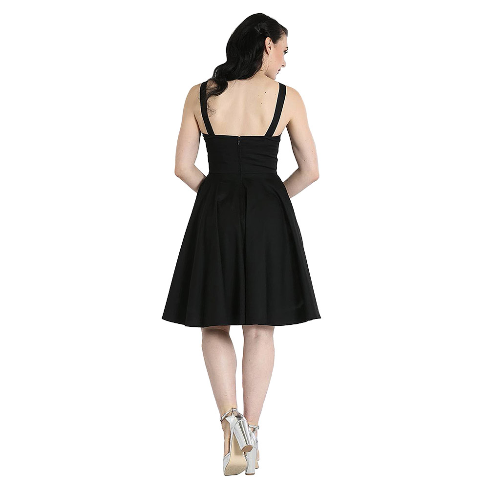 Hell Bunny Lucy Dress (Black)
