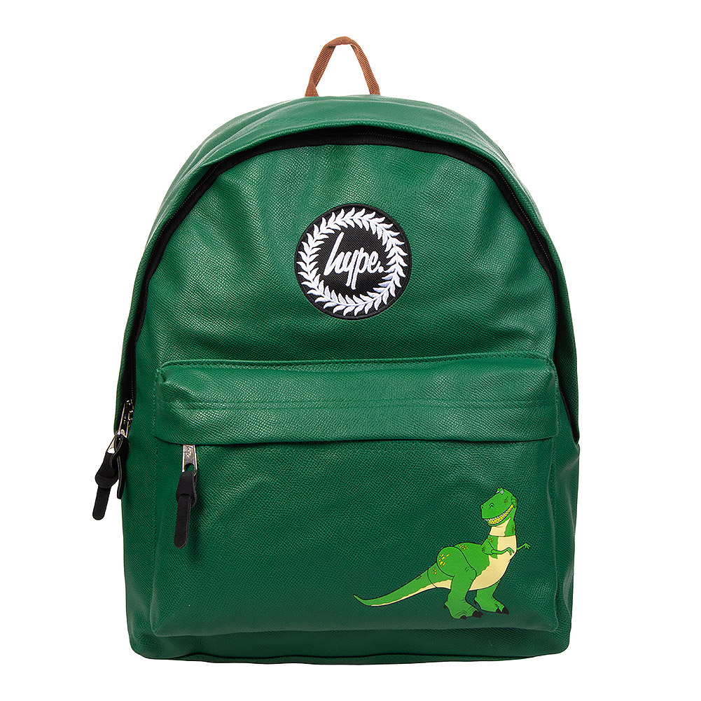 Hype Disney Rex Dino Backpack (Green)