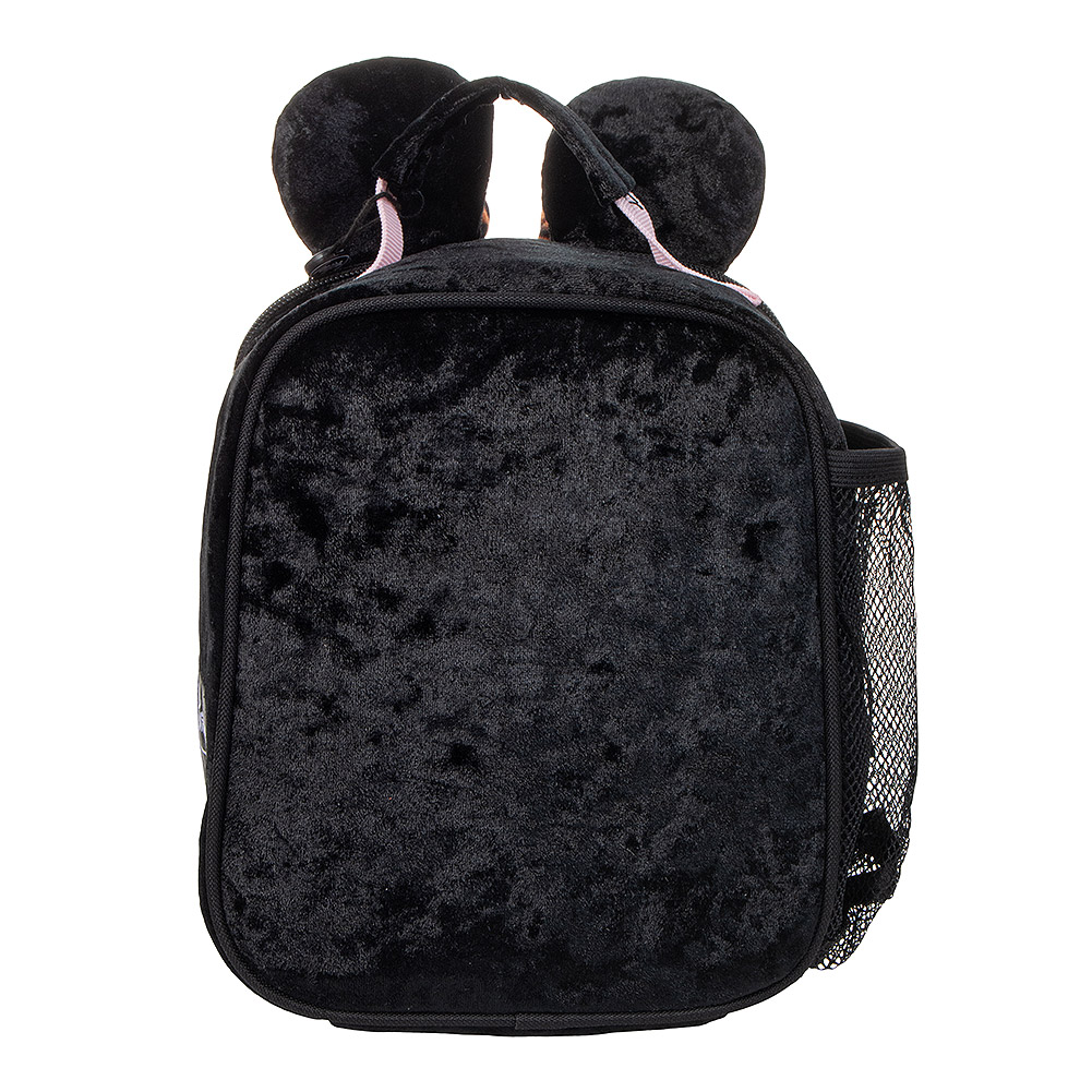 Hype Disney Minnie Leopard Lunch Box (Brown)