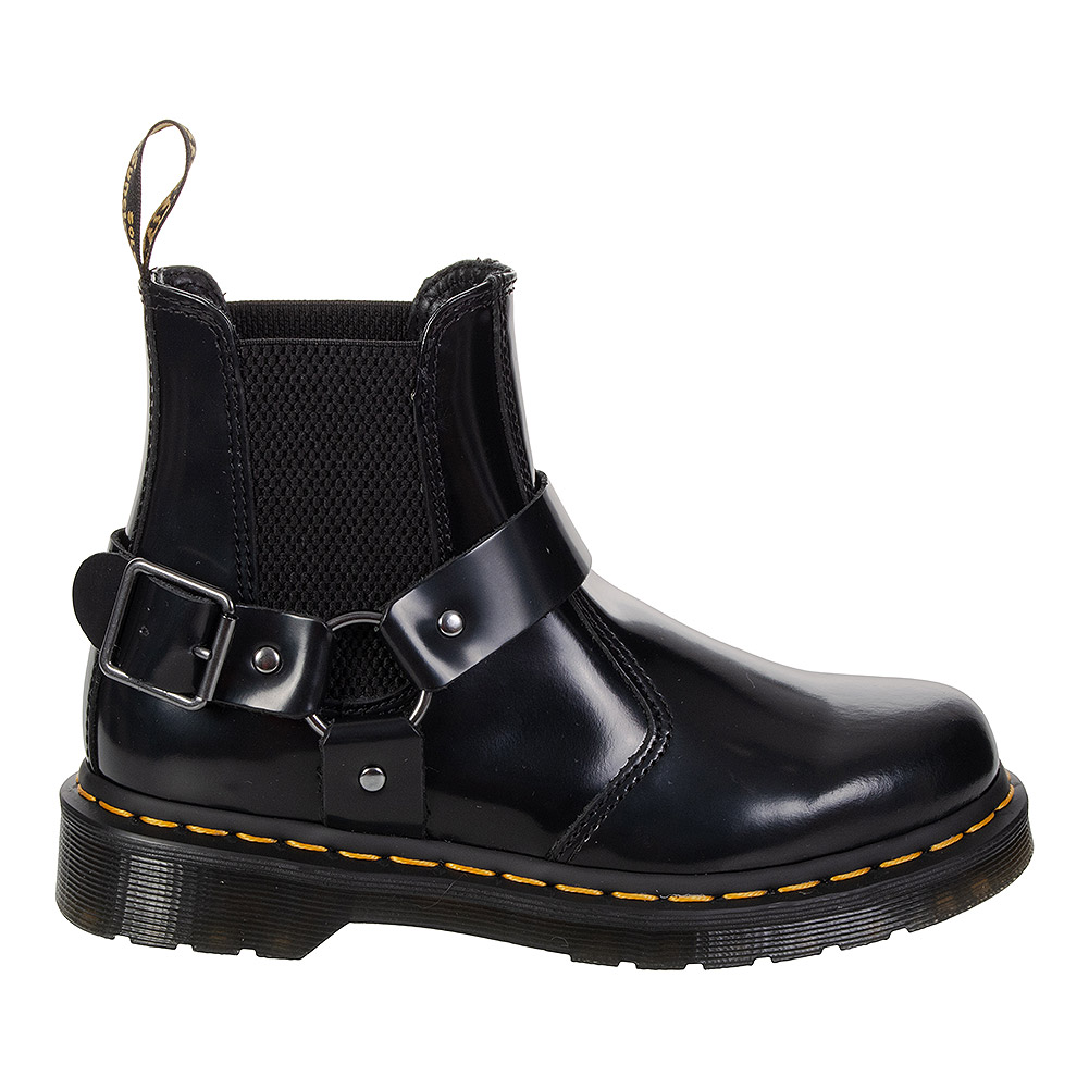 Dr Martens Wincox Smooth Chelsea Boots (Black)