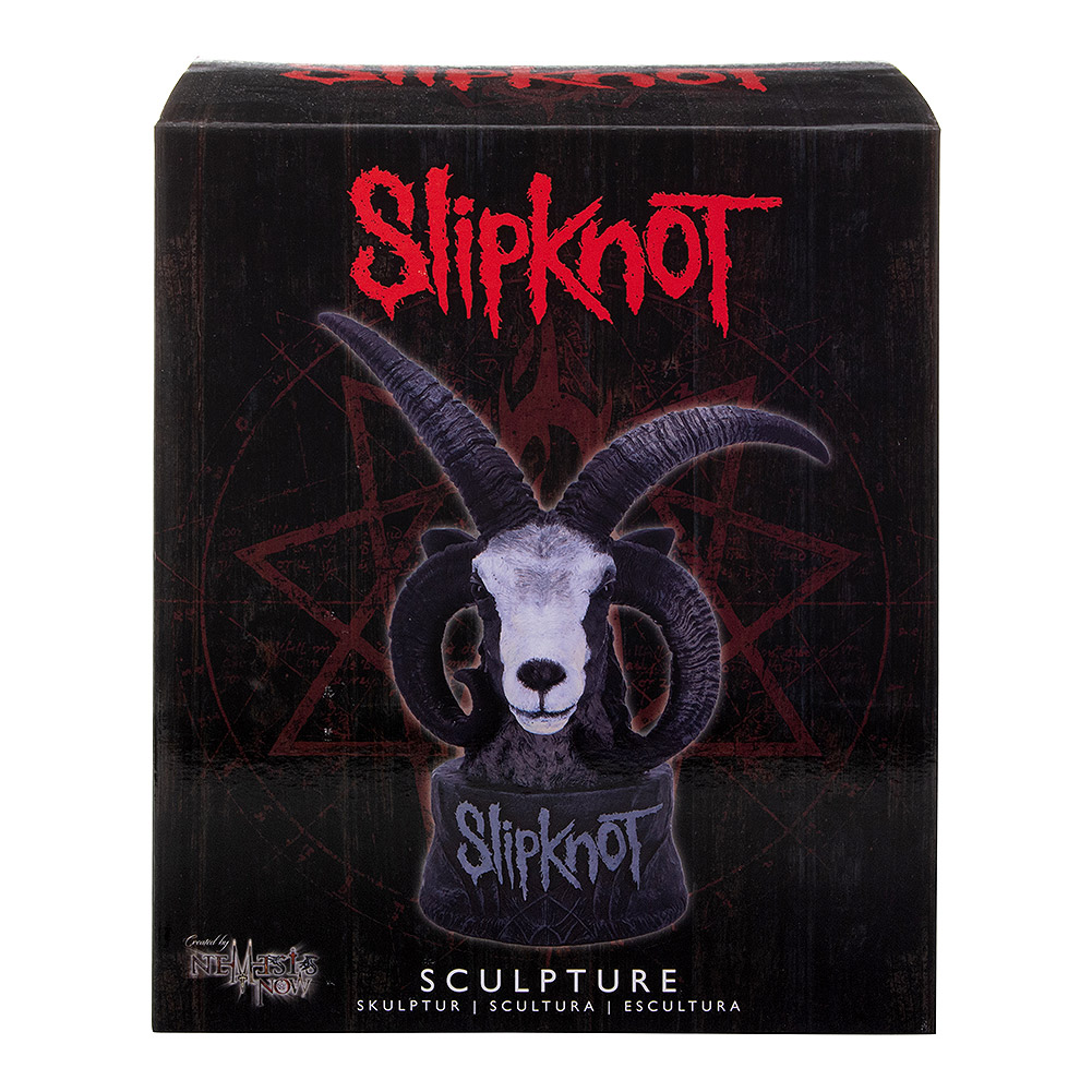 Nemesis Now Slipknot Goat Figurine (23cm)
