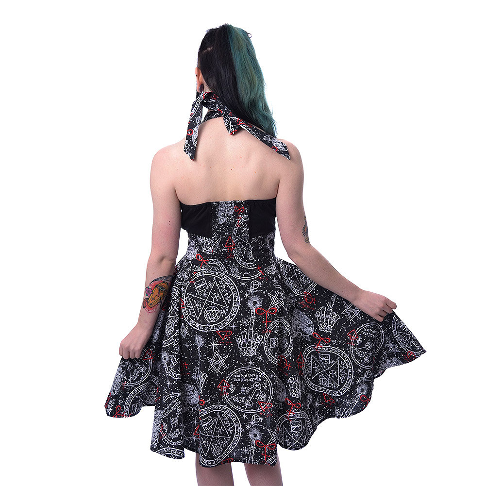 Heartless Craft Dress (Black)