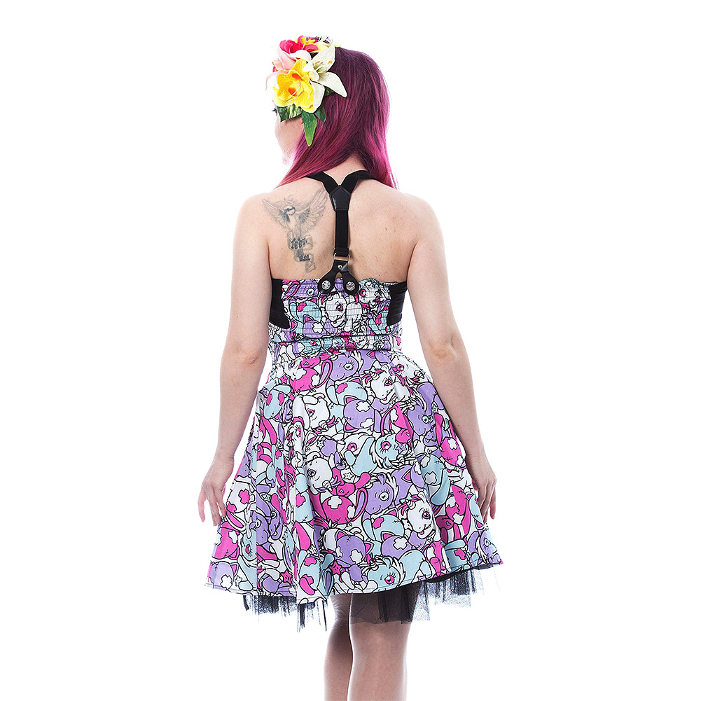 Cupcake Cult Pony Time Dress (Multicoloured)
