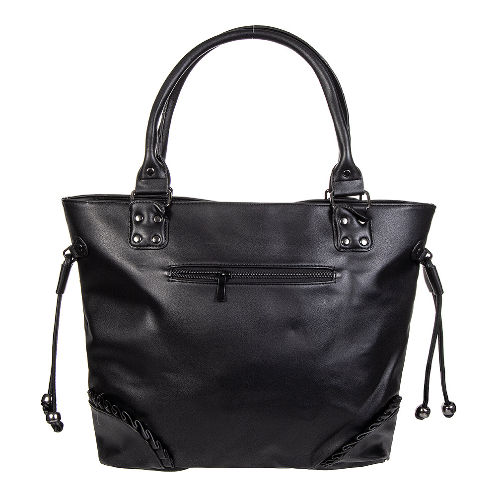 Banned Greetings From The Other Side Bag (Black)