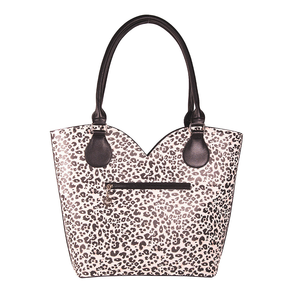 Banned Sensual Royal Tote Bag (Beige)