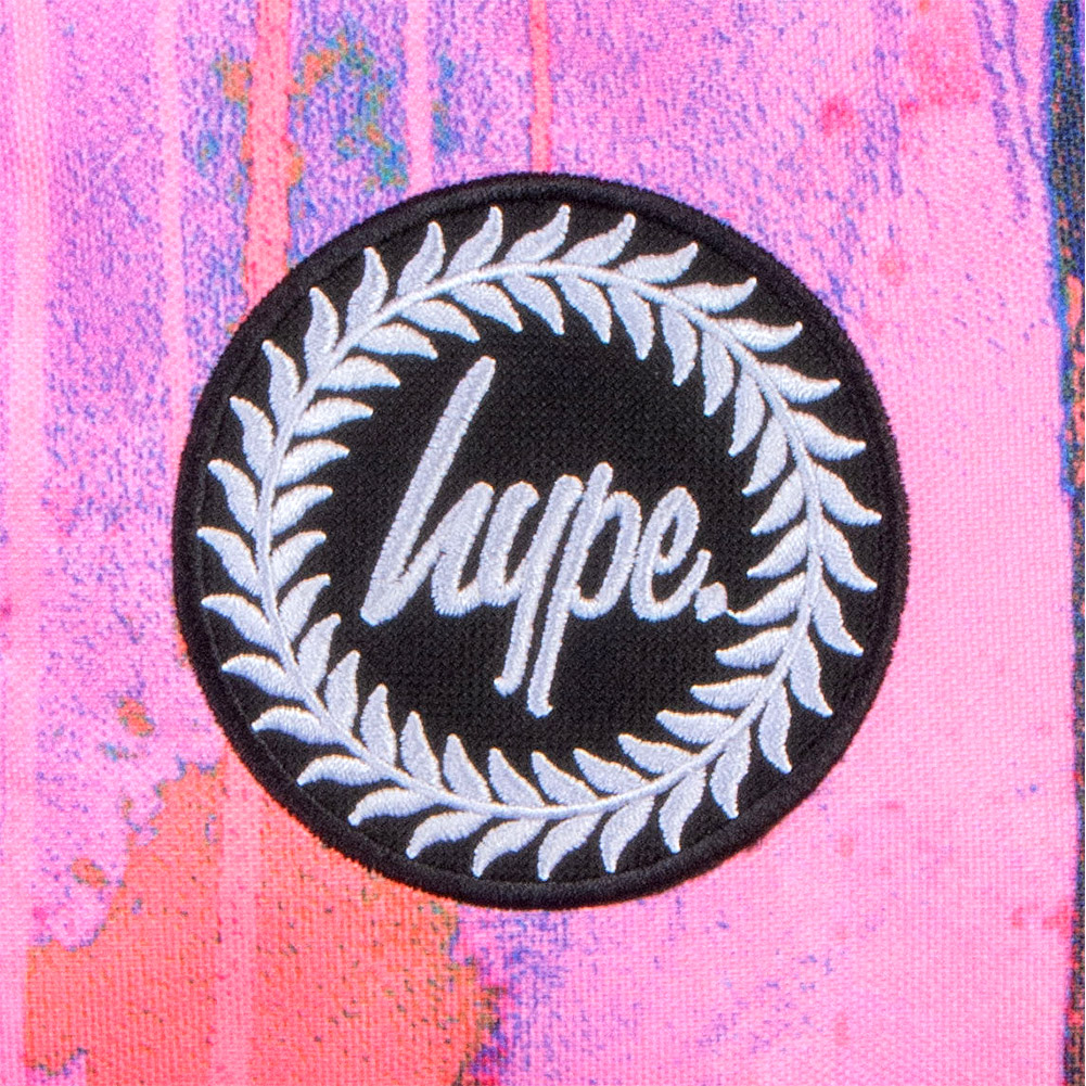 Hype Spray Backpack (Pink)
