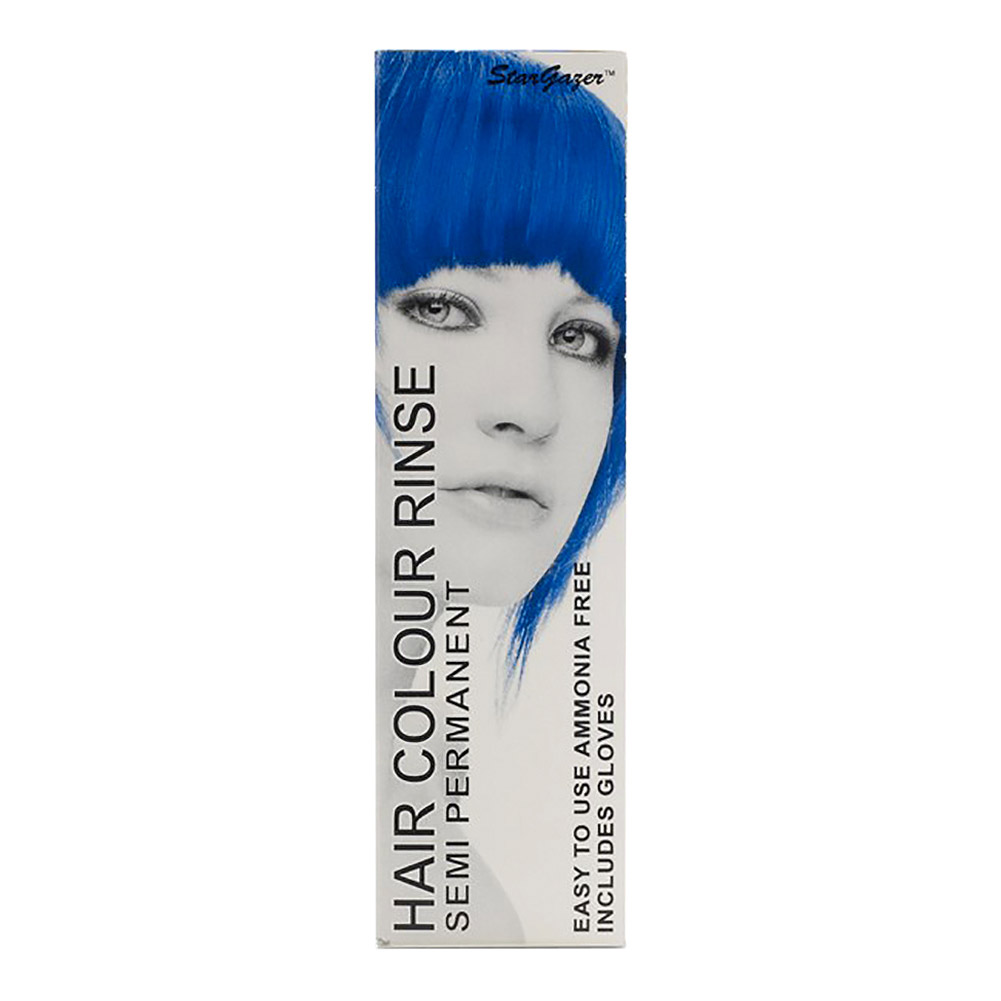 Stargazer Semi-Permanent Hair Dye 70ml (Coral Blue)
