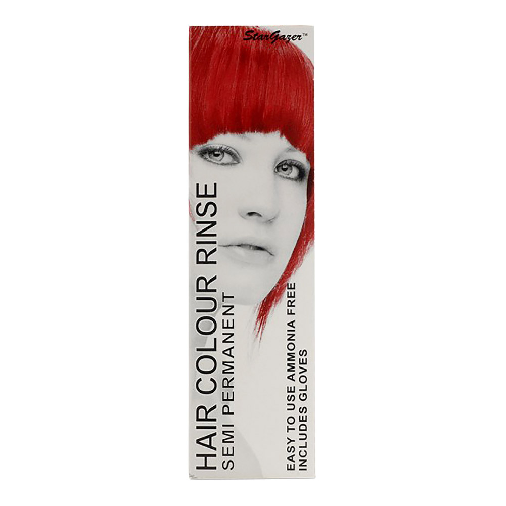 Stargazer Semi-Permanent Hair Dye 70ml (Golden Flame)