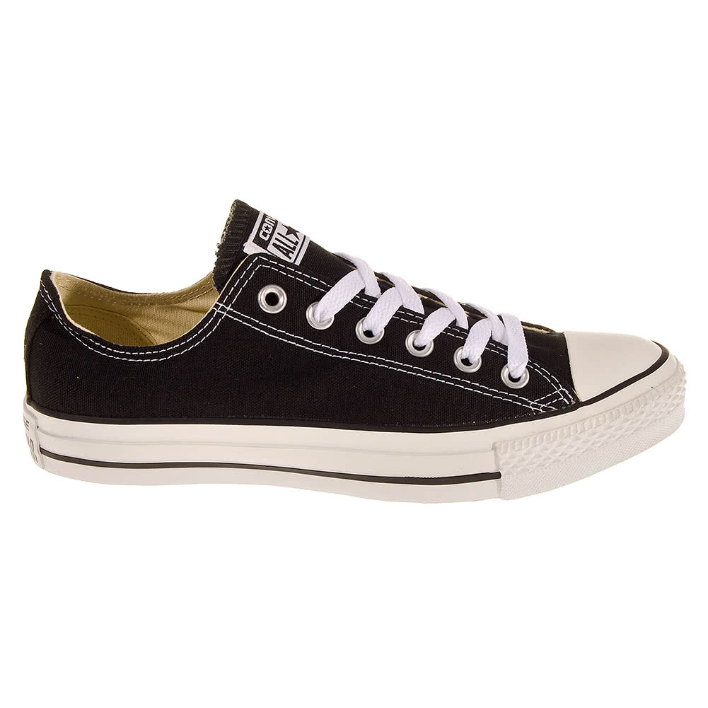 Converse All Star Ox Sneaker (Schwarz)