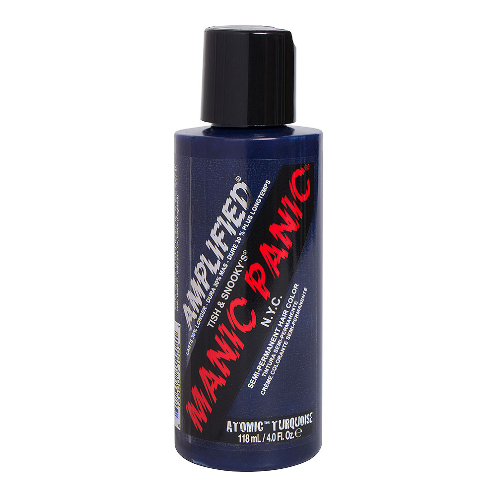 Manic Panic Amplified Haartönung 118ml (Atomic Turquoise - Türkis)