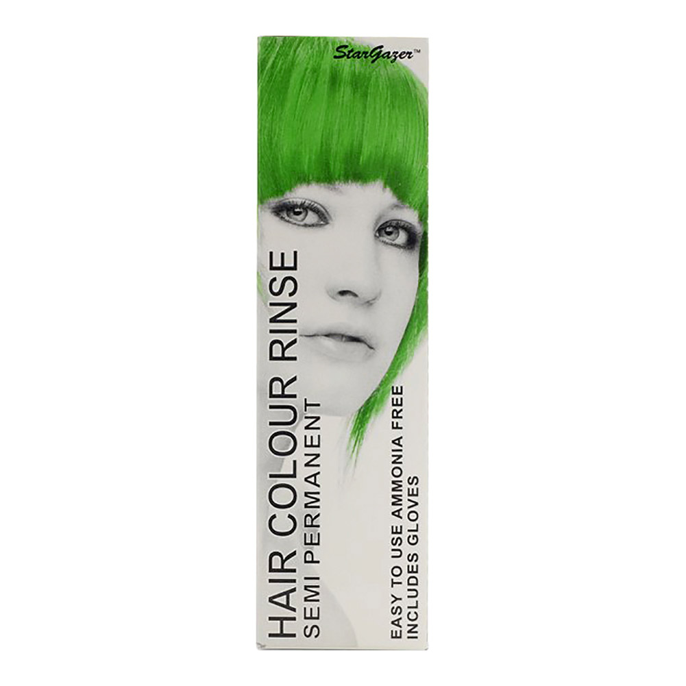 Colorante Per Capelli Semi-Permanente Fosforescente Uv 70ml Stargazer (Verde)