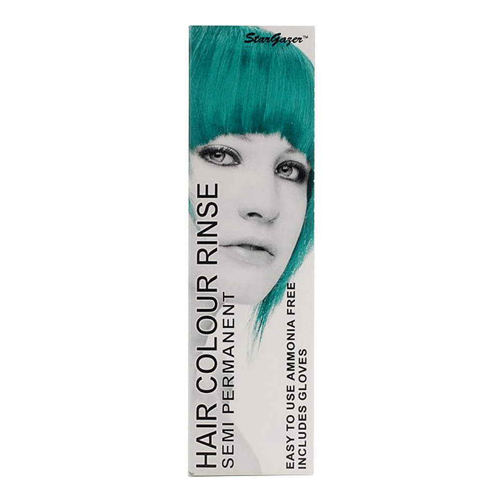 Colorante Per Capelli Semi-Permanente 70ml Stargazer (Tropical Green - Verde)