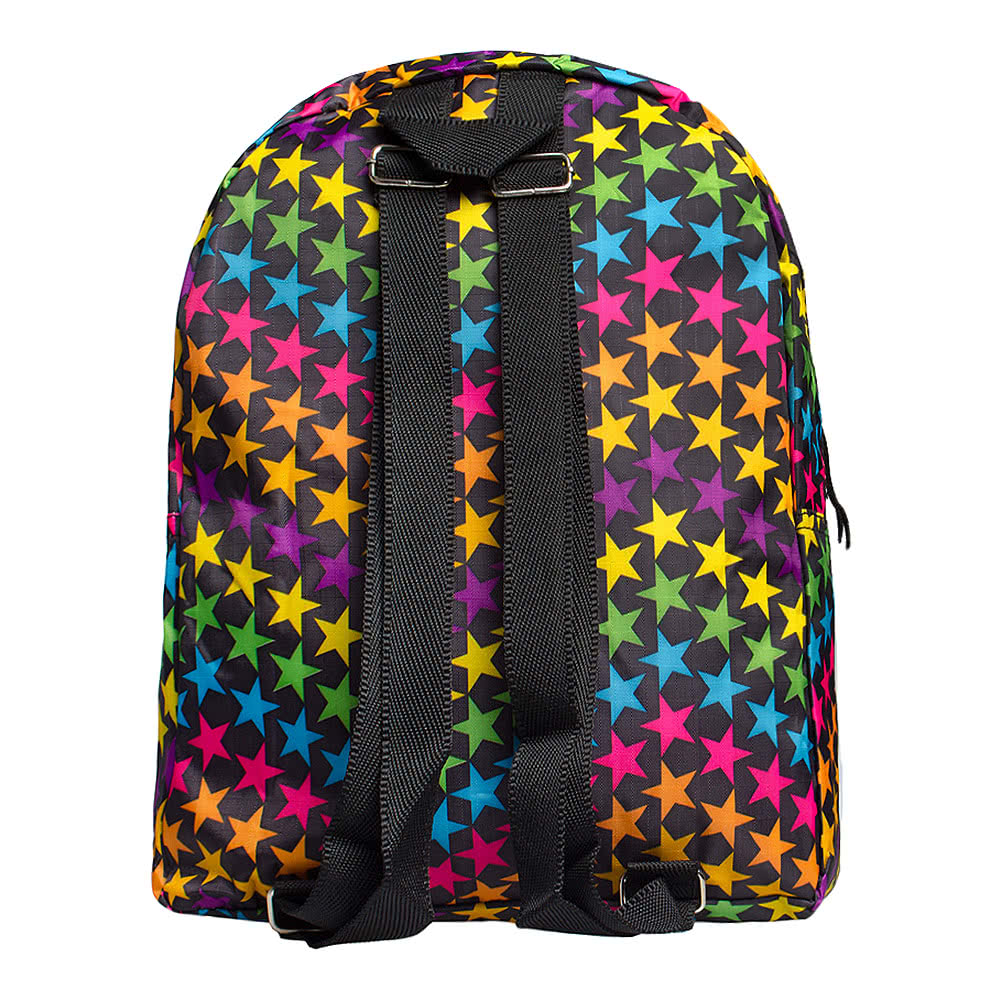 Blue Banana Stars Mini Backpack (Multi-Coloured)