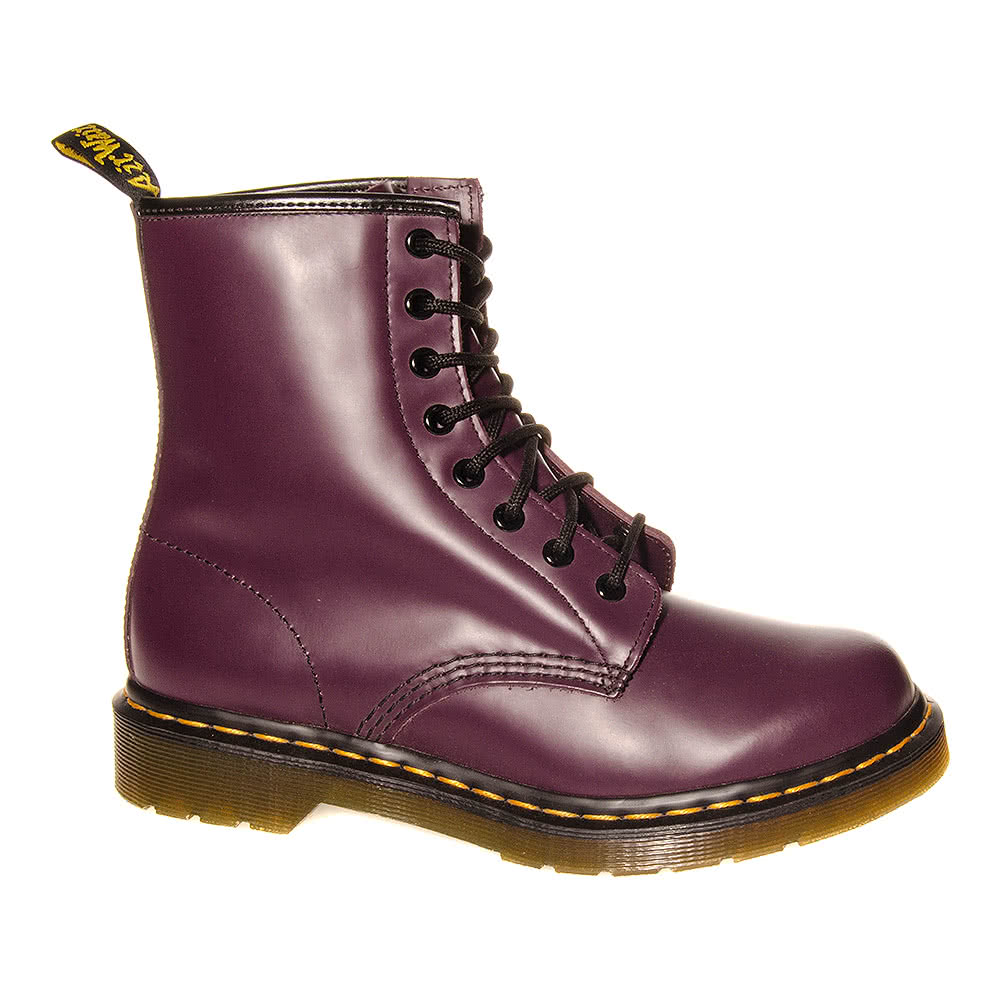 Dr Martens 1460 Smooth Boots (Purple)