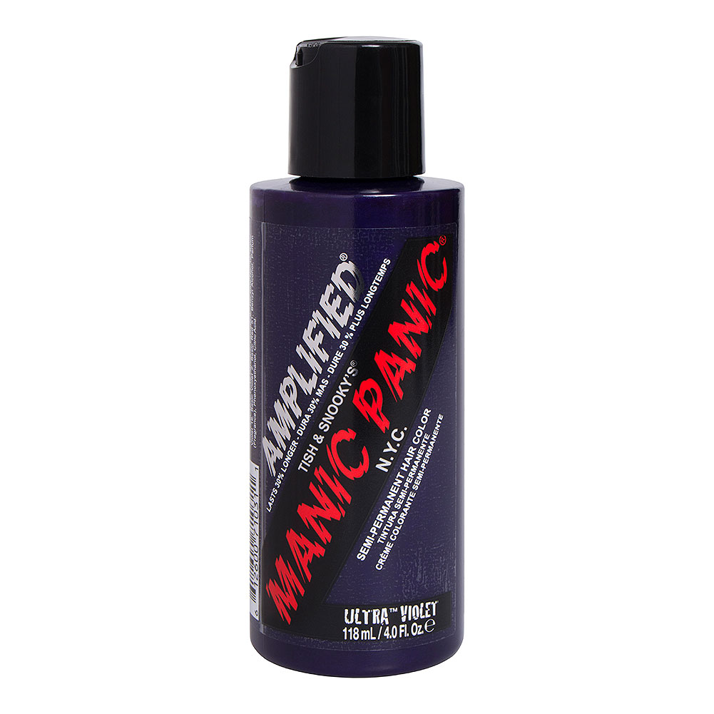 Manic Panic Amplified Coloration  Semi-Permanente 118ml (Ultra Violet)