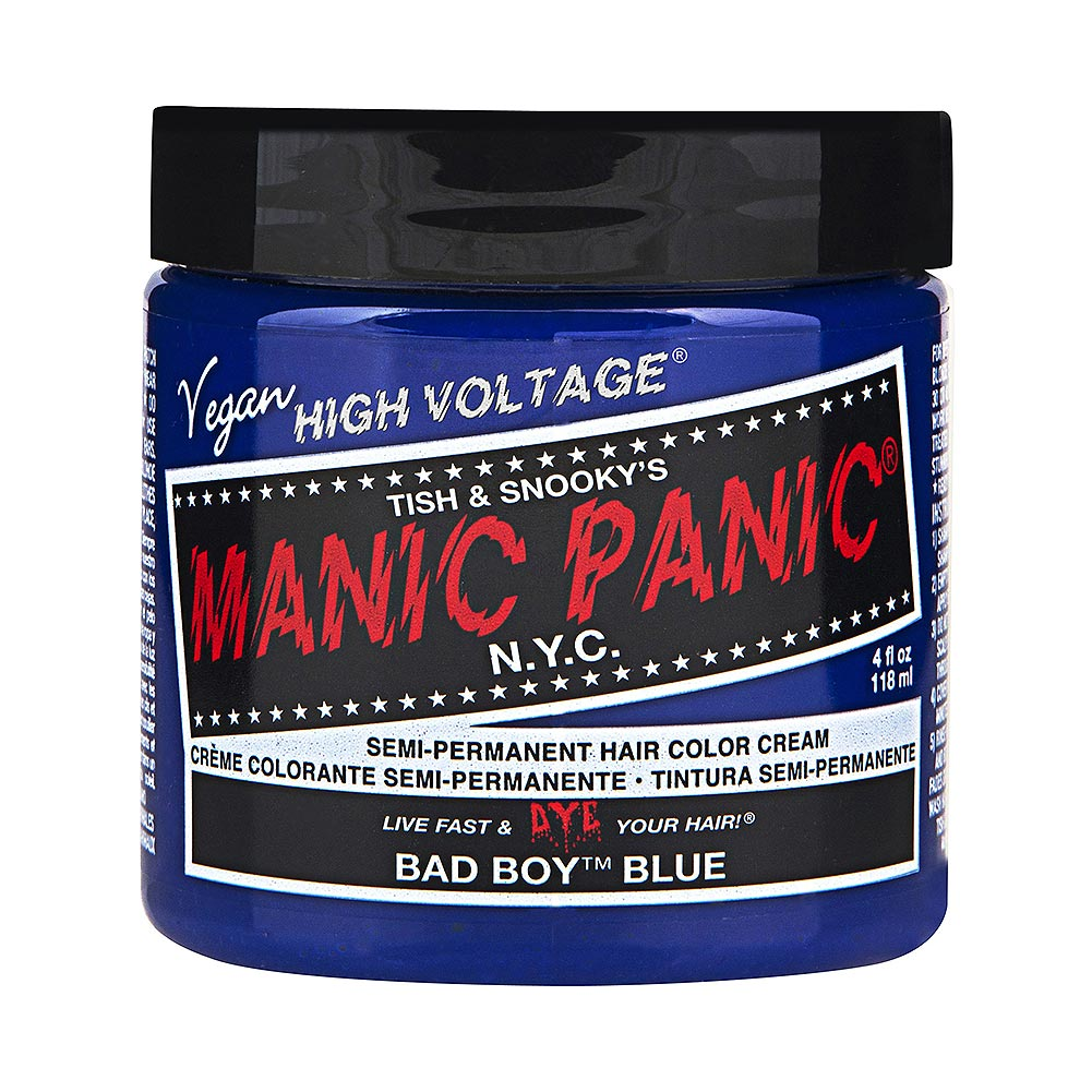 Manic Panic Classic Coloration  Semi-Permanente 118ml (Bad Boy Blue)