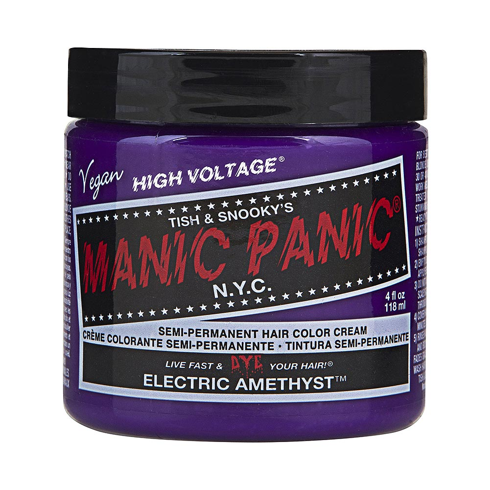 Colorante Per Capelli Formula Classic Cream High Voltage Manic Panic (Electric Amethyst - Viola)