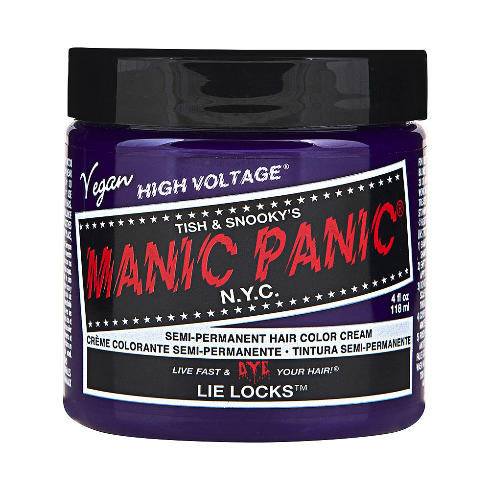 Manic Panic Classic Haartönung 118ml (Lie Locks)