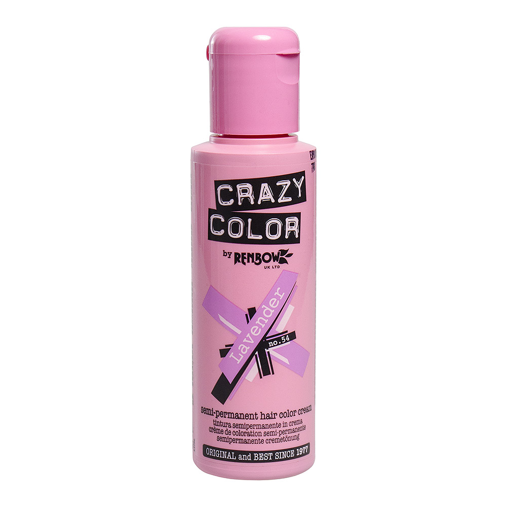 Crazy Color Haartönung 100ml (Lavender - Lavendel)