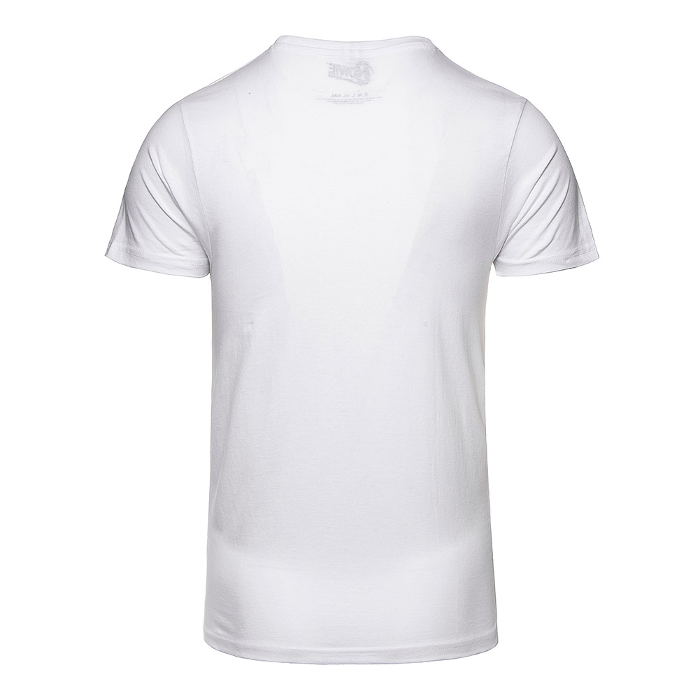Official David Bowie Smoking T Shirt (White)