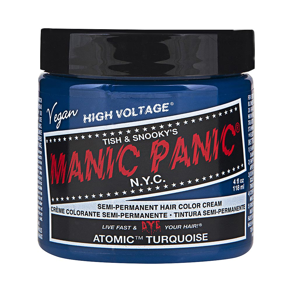 Manic Panic High Voltage Classic Haartönung 118ml (Atomic Turquoise - Türkis)