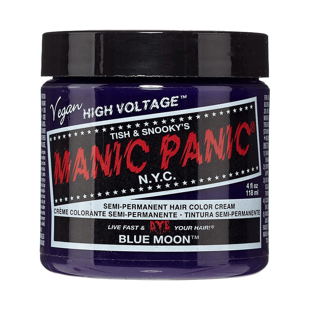 Manic Panic High Voltage Classic Haartönung 118ml (Blue Moon - Blau)