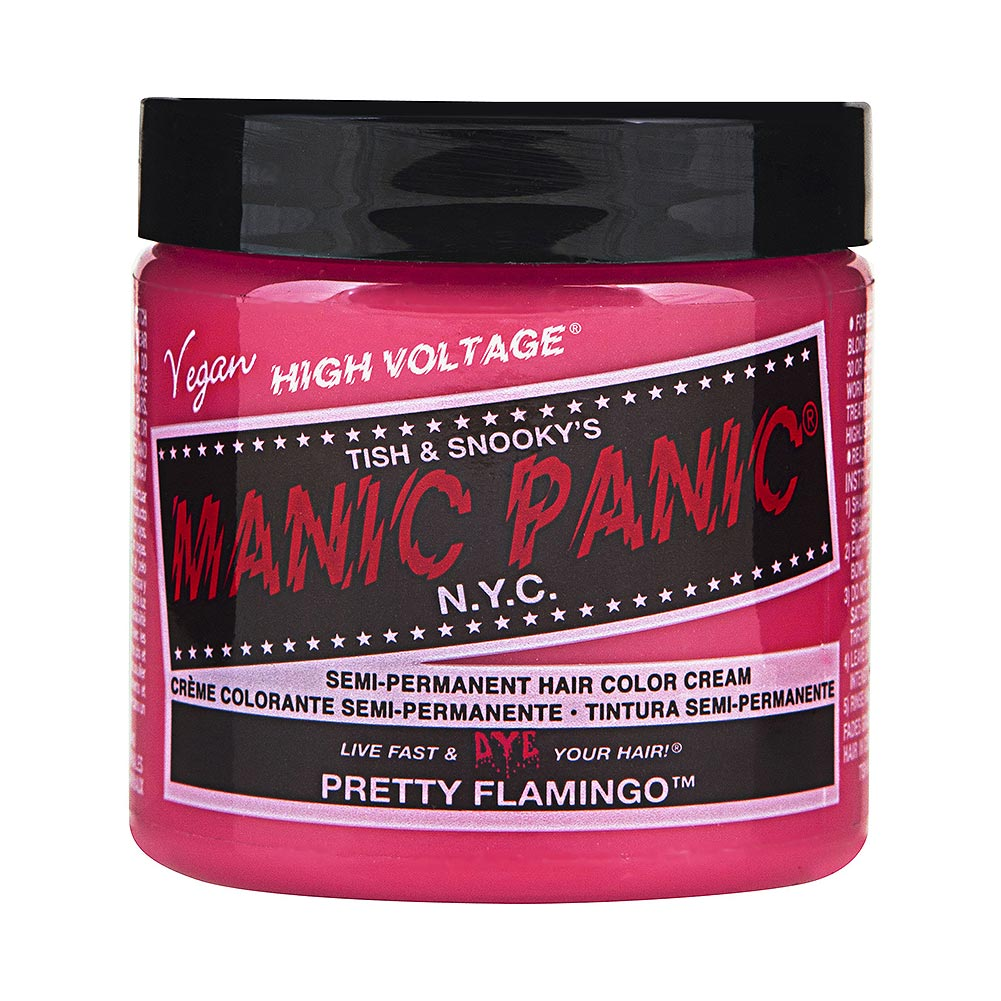 Colorante Per Capelli Formula Classic Cream High Voltage Manic Panic (Pretty Flamingo - Rosa)