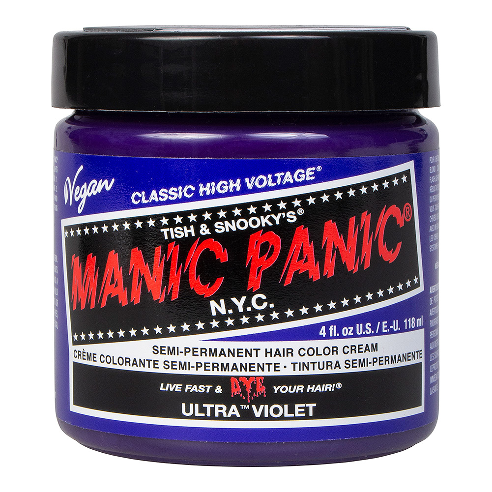 Manic Panic High Voltage Classic Haartönung 118ml (Ultra Violet - Violett)