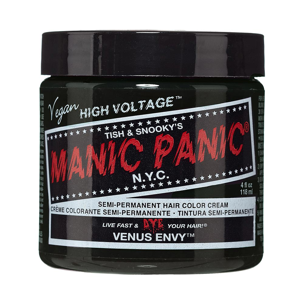 Manic Panic High Voltage Classic Cream Formula Colour Hair Dye 118ml (Venus Envy)