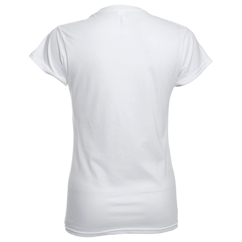 Official Falling In Reverse Ronnie's Tattoos Skinny T Shirt (White)