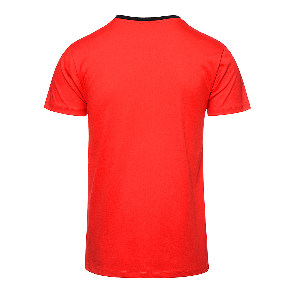 Star Trek Uniform T Shirt (Red)