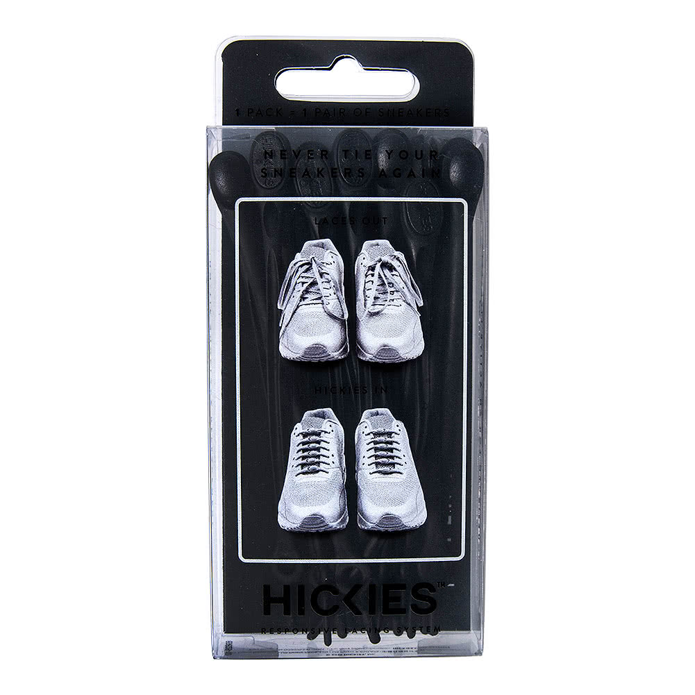 Hickies Laces (Black)