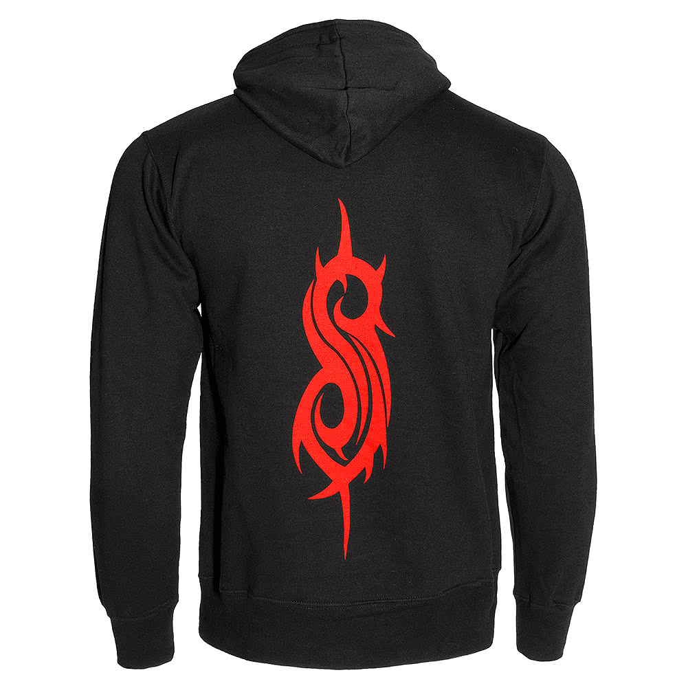 Official Slipknot Logo Hoodie (Black)